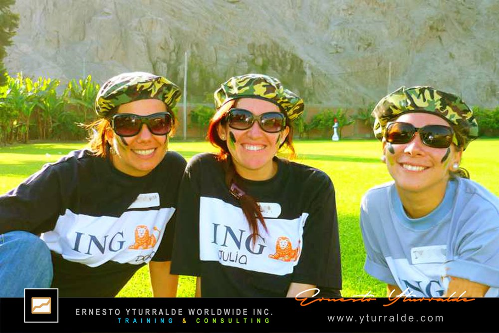 Perú Team Building & Outdoor Training | Ernesto Yturralde Worldwide Inc.