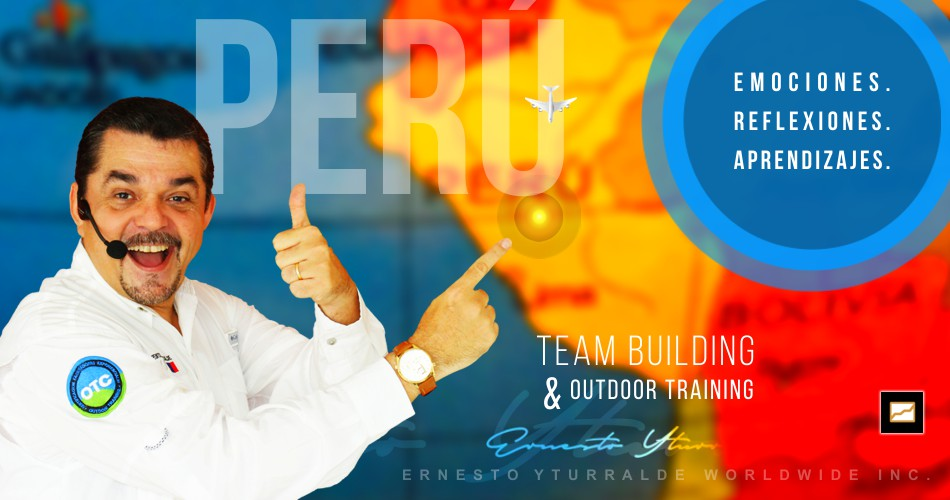 Outdoor Training & Talleres Vivenciales | Ernesto Yturralde Worldwide Inc.
